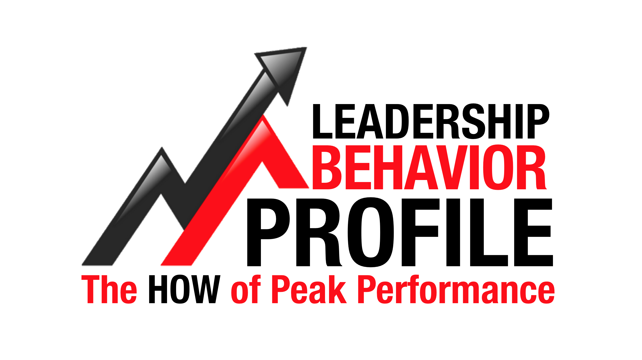 LEADERSHIP BEHAVIOR PROFILE